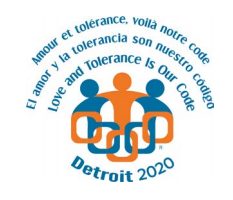 Detroit International Convention Logo