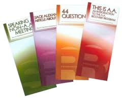 AA Pamphlets